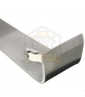 Daltă- oțel ioxidabil