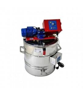 Instalatie de decristalizare si transformat miere in crema cu cilindru incalzit, 70l (230V)-semiautomat-Lyson
