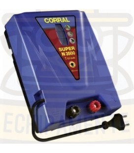 GARD ELECTRIC CORRAL 220v SUPER N 3500