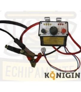 Autómata vezérlés 12V/350W-Konigin