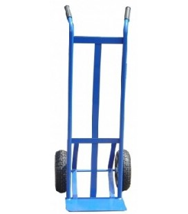 Liza pentru transportat marfa / stup max. 100kg