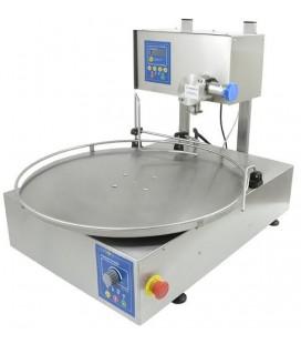 Mézcsomagológép mini fordgóasztallal -Lyson