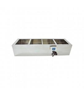 Filtru pentru miere, vertical, cu incalzire, 1000mm-Lyson