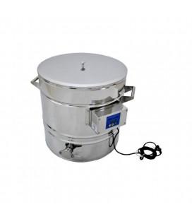Mézmelegítőtartály -100L -Lyson