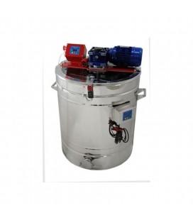 Instalatie de decristalizare si transformat miere in crema cu cilindru incalzit, 100l (230V)-semiautomat-Lyson