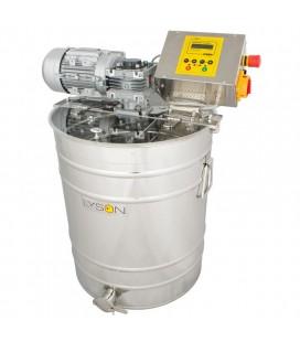 Krémmézkészítő tartály 100L (230V) Fullautomata -Lyson PREMIUM