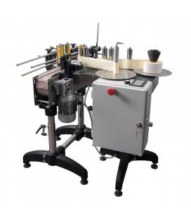 Automata üveg cimkézőgép -Lyson