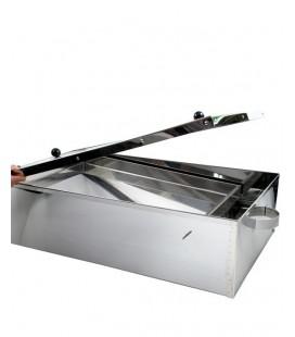 Topitor de ceara solara inox pt. 2 rame- Lyson