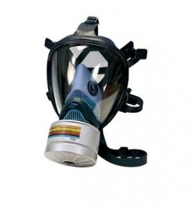 DRAGER egészgázálarc + A2B2E2K1 szűrő
