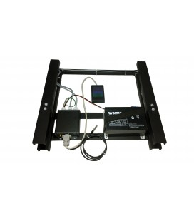 Cântar electric GSM + functiunea GPS + afisaj TFT