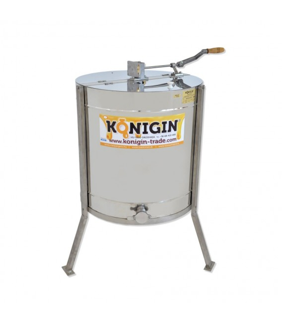 Sugaras pergető-640mm- 12 V vagy 230V -12 darab 1/2 dadant kerethez