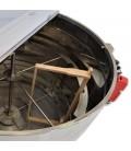 Centrifuga radiala cu diametrul 640mm- cu actionare manuala-pentru 20 rame 1/2 Dadant -KONIGIN