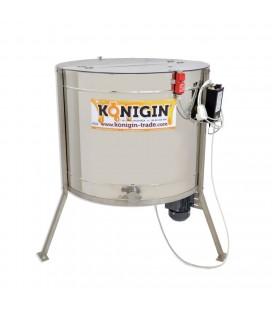 Sugaras pergető-820mm-elektromos 12V vagy 230V-28 darab 1/2 dadant kerethez +14 darab 1/1 Dadant kerethez -KONIGIN