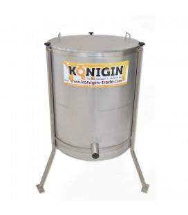 Topitor de ceară si centrifugă ceară cu ax- electric - 64cm cu motor de 230V-3250W-KONIGIN