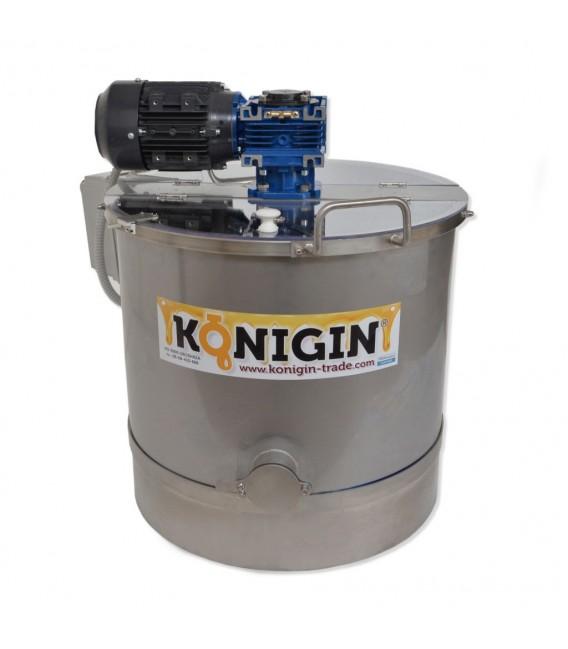 Instalatie pt transformat miere in crema de 50 litri -230V/500W-KONIGIN