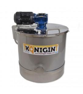 Krémméz keszítő tartály- 100L-230V/500W-KÖNIGIN