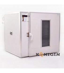 Uscator de polen izolat cu 14 sertare/ camera de incalzit miere-KONIGIN