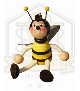 Breloc albinuță-băiețel
