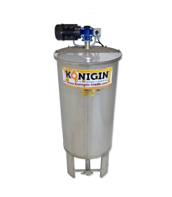 50 literes mézletöltő tartály -KÖNIGIN