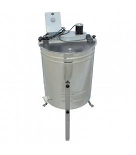 Centrifuga cu 4 rame electrica 12V+230V cu canea plastic-Gama MINIMA-Lyson-diametrul 600