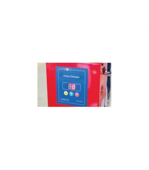 Optima -elektronika 500-650mm pergetőkhöz 12v/230v