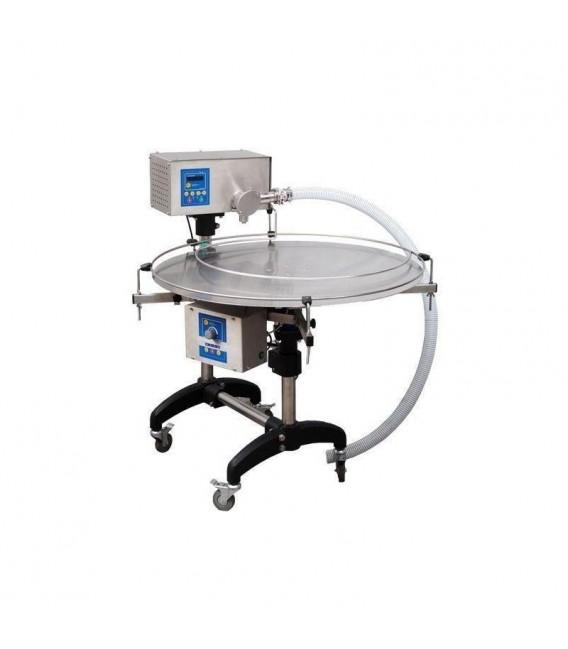 Mézcsomagológép automata forgóasztallal-Lyson