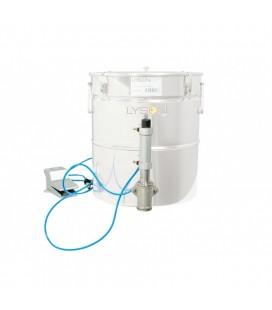 Dozator pneumatic- manual pentru miere-30-100kg-Lyson
