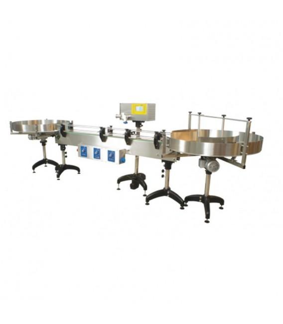 Automata mézcsomagoló gépsor -Lyson