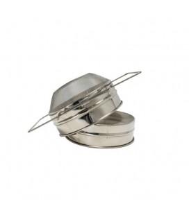 Dupla inox szűrő-20,5xm-Lyson