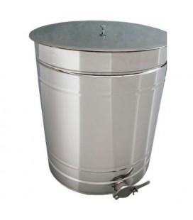Maturator de miere cu canea inox-300L-Lyson