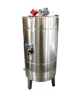 Bazin pentru miere 1000kg cu capac si incalzitor