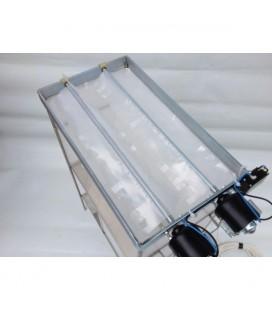 Méhlesöprő gép motoros rész - 12V