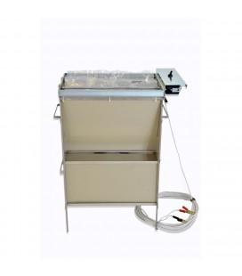 Méhlesöprő gép -erositett -12V