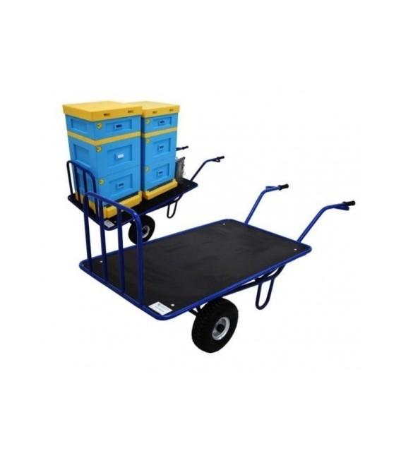 Carucior pentru transportat stupi-Lyson