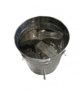 Topitor de ceara cu aburi, 200L-Ø600mm-Lyson