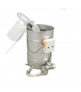 Bazin cu filtru miere si pompa