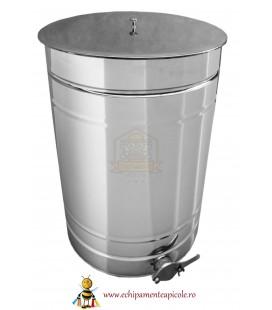 Maturator de miere cu canea inox-150L-Lyson