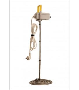 Mézmelegítő spirál 19cm átmérővel- termosztáttal-500w