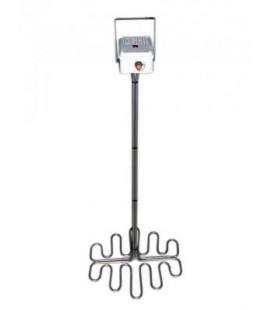 Mézmelegítő spirál termosztáttal 1500W-37cm