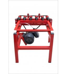 Dispozitiv pt. gaurit rame cu 6 mandrine- motor 0.55kW/2600rpm