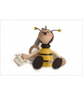 Méhecske fiu- rugós