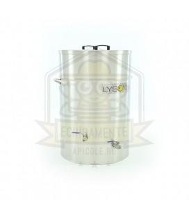 Duplafalu elektromos viaszolvasztó-220v -200 L