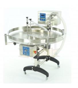 Mézkicsomagoló gép foró asztallal -Lyson