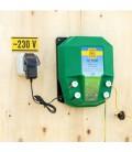 Vilanypásztor DL 3200, 3,2 Joule, 230/12 V adapterrel
