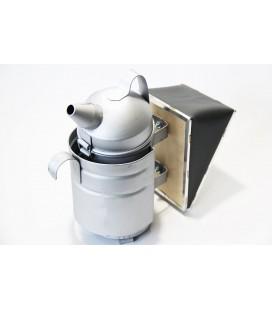 Afumător Unguresc cu burduf artificial