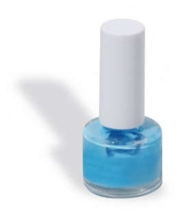 Anyajelölő lakk -Kék