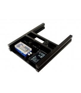 GSM elektromos táv kaptármárleg + TFT kijelző