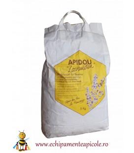 Material pt. afumător (lavandă) 25kg