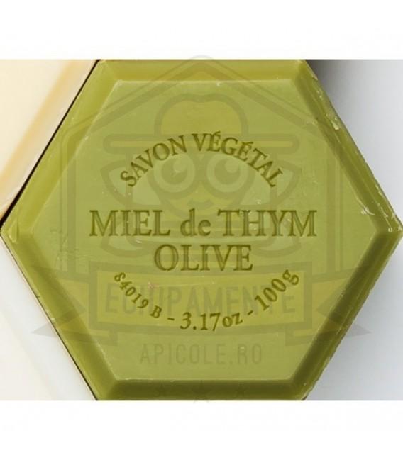 Olivás mézzes szappan 100gr
