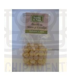 Eukaliptuszos-mázes cukorka 100gr